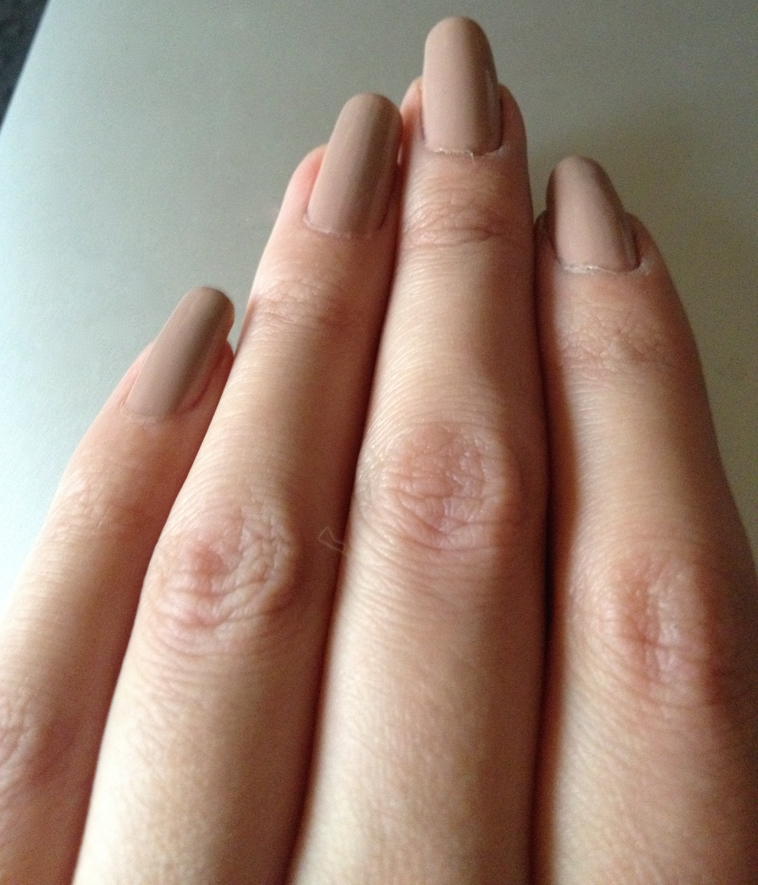 This new formula of Dior nail polishes is clearly an improvement. It\u0027s  better than what it used to be. The application is easier. Looks good and  comfortable
