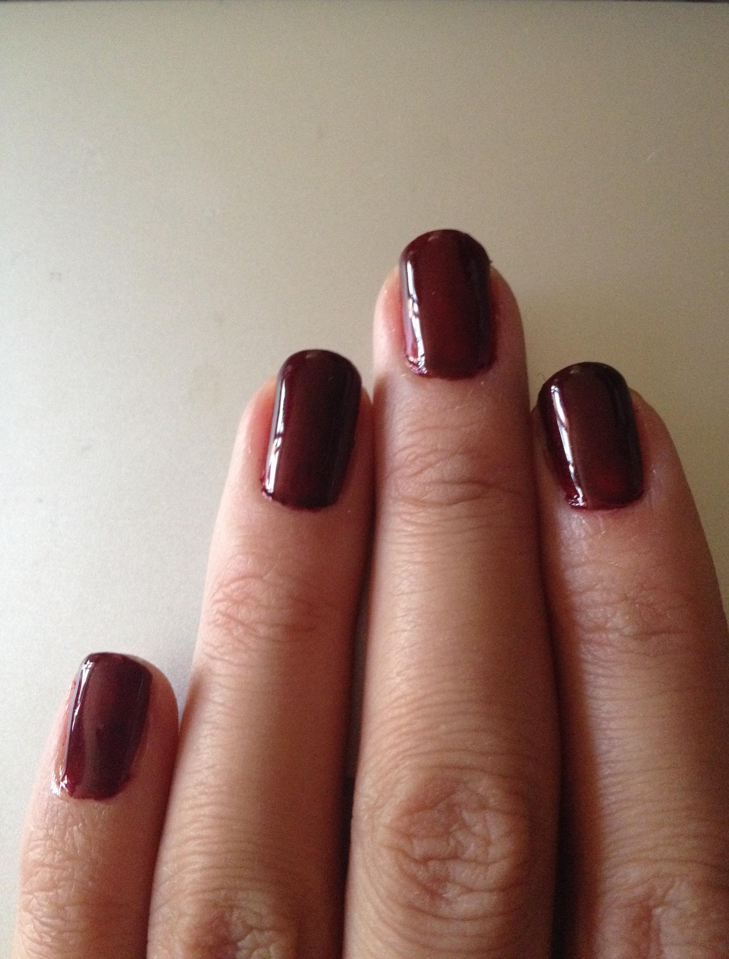 Deborah Lippmann Let\'s Do It lipstick & Bitches Brew nail polish ...