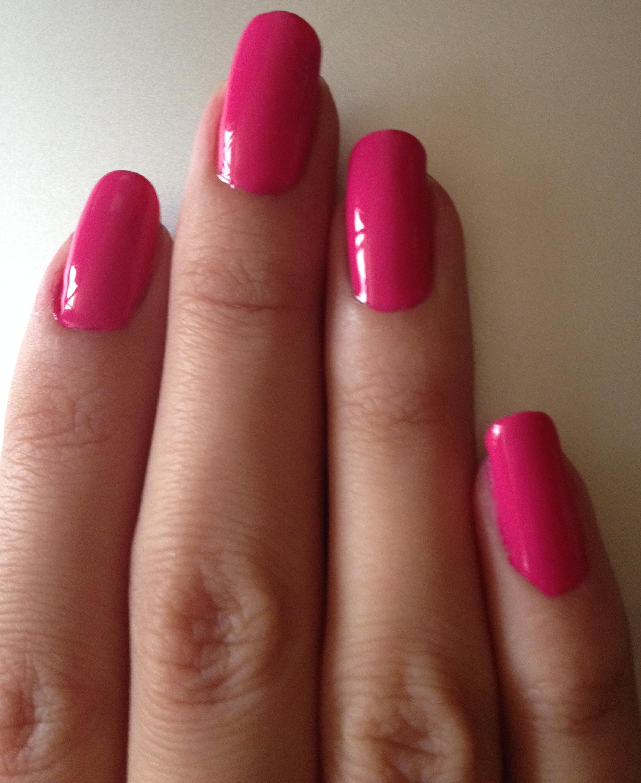 Nars Michiyo lipstick and Schiap nail polish and fuchsia summer ...
