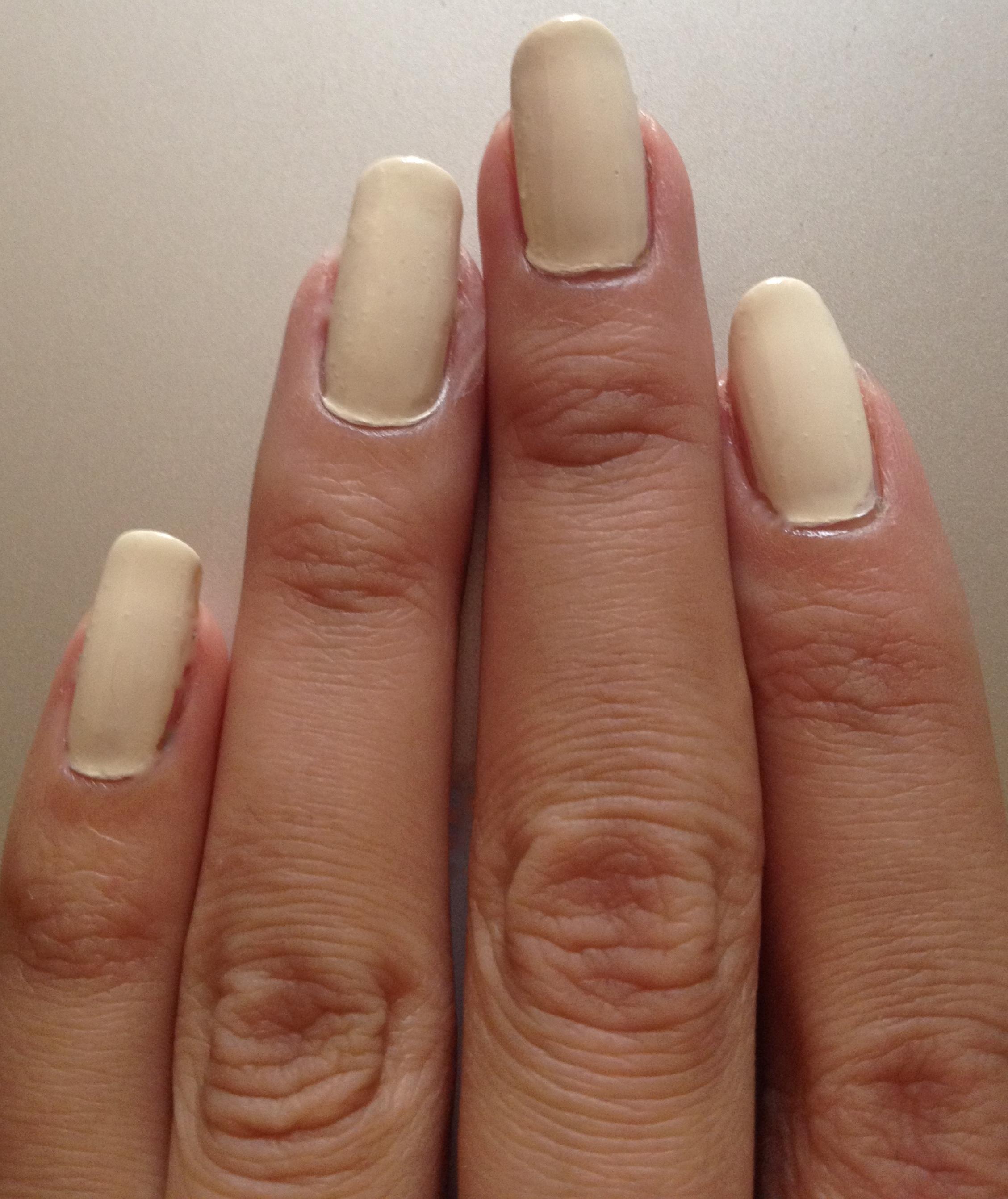 Louboutin nail polish Salonu and True Blue – makeupandmyself