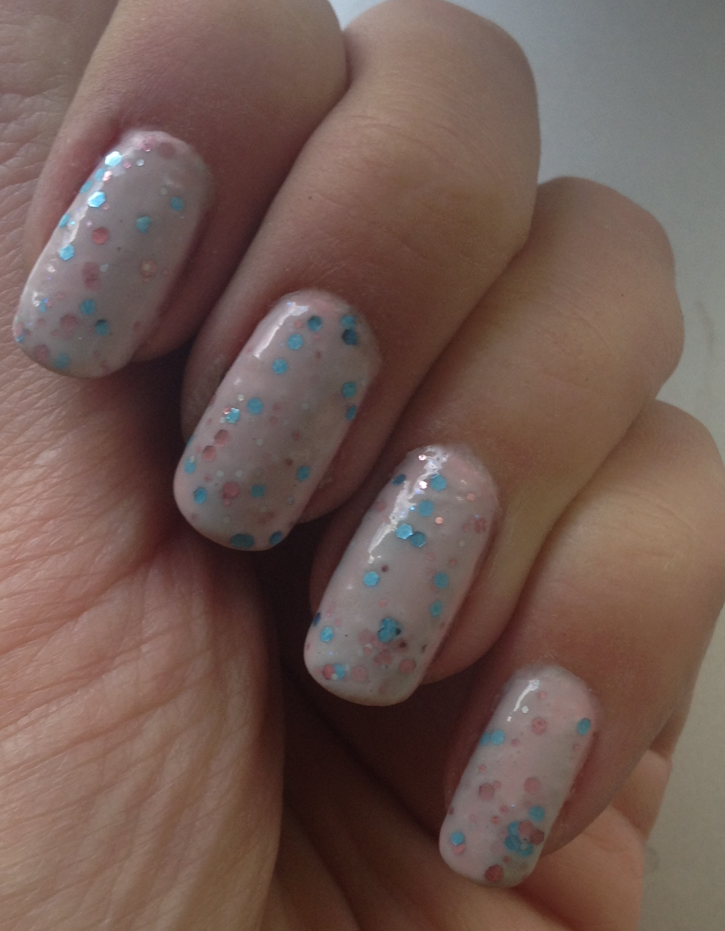 Baby doll manicure – makeupandmyself
