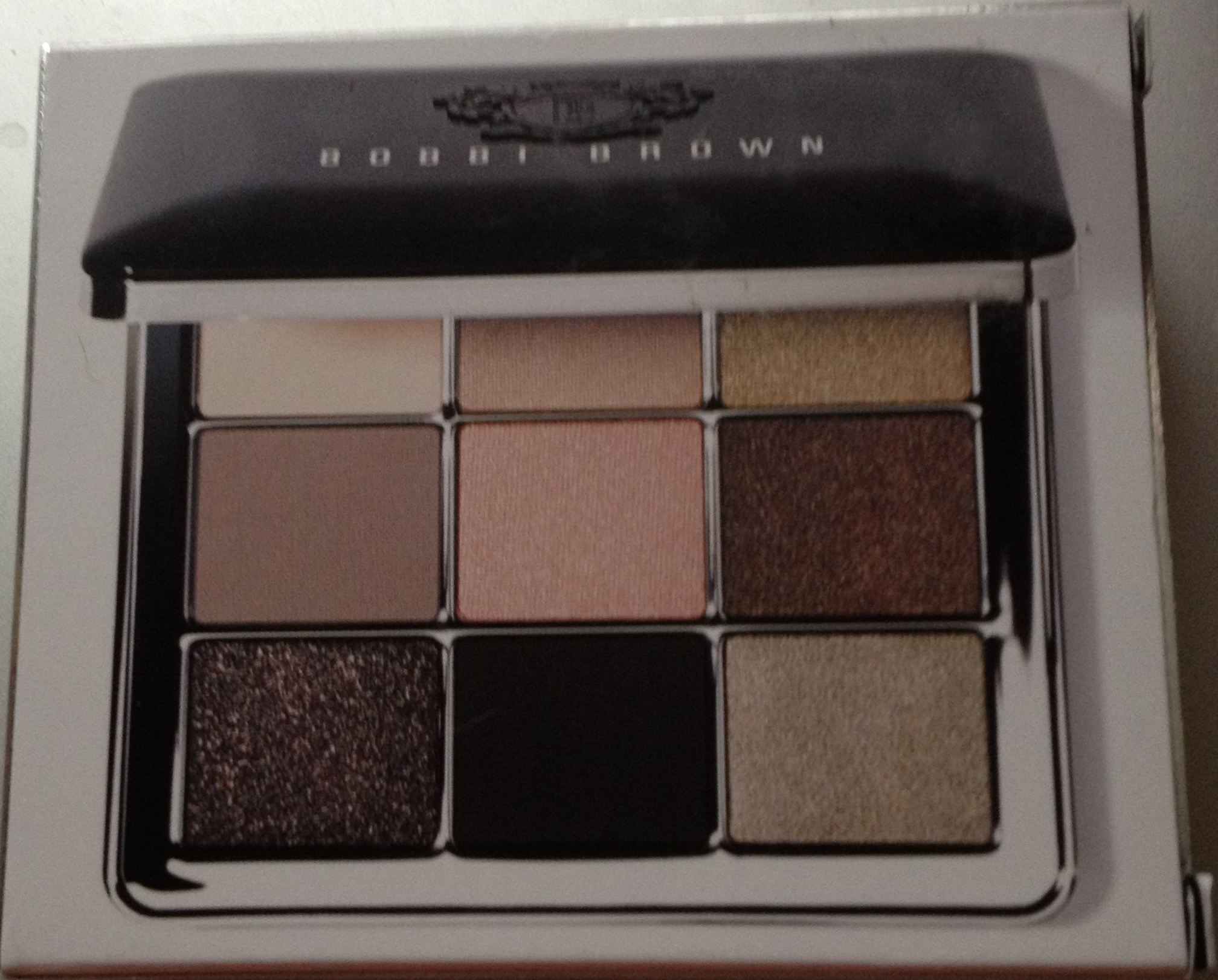 Bobbi Brown The Sterling Nights Collection Holiday 2015 Swatched