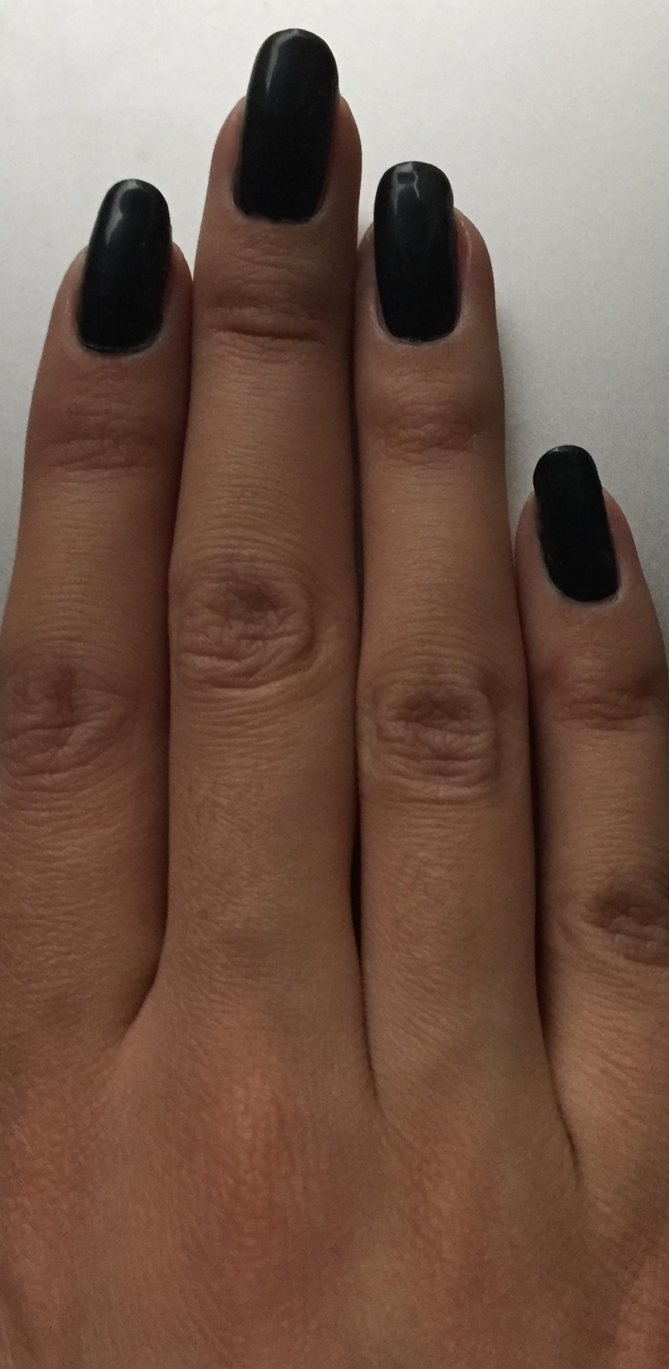 Deborah Lippmann After Midnight fall 2016 swatched – makeupandmyself